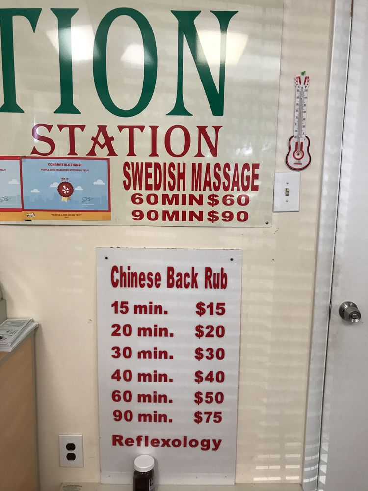 Relaxation Station: 570 W Dekalb Pike, King of Prussia, PA