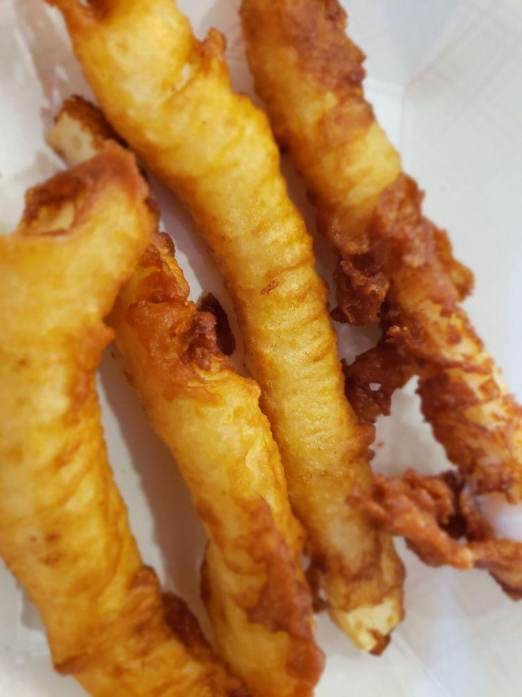 Portside Fish & Chips: 1804 CA-273, Anderson, CA