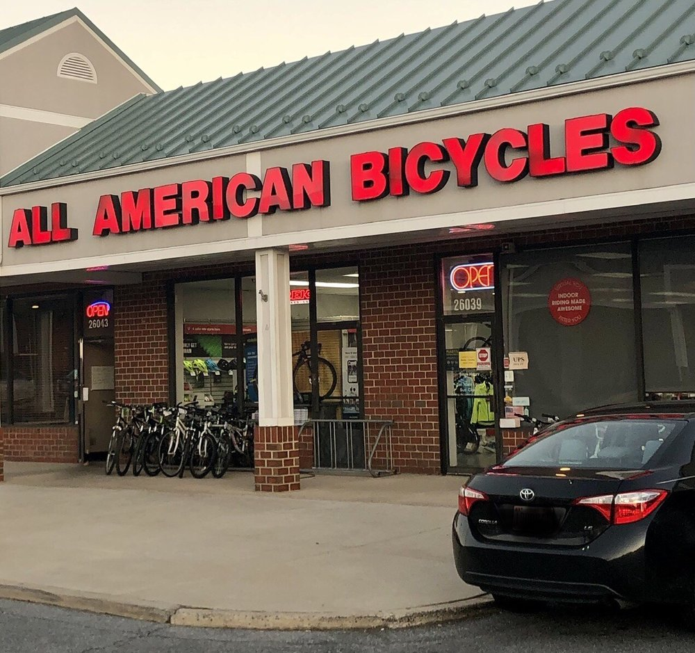 All American Bicycle Center: 26039 Ridge Rd, Damascus, MD