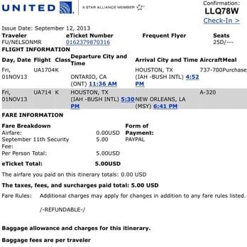 91 United Airlines Change Fee Delhi Pollution Smog Newark Flights