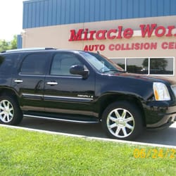Miracle Workers Auto Collision Center Body Shops 2001 S 1st St