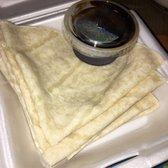 Photo Of China Jade Tempe Az United States Pancakes For Moo Shoo