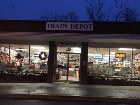 Train Depot Hobbyaff Rer Mount Airy Md Usa