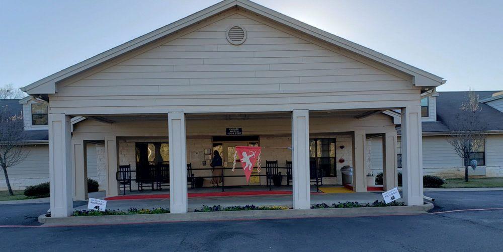 Garrison Nursing Home: 333 N Fm 95, Garrison, TX