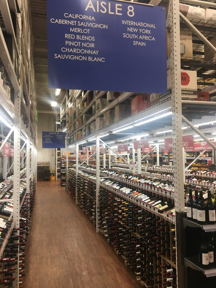 Wine & Spirits Discount Warehouse