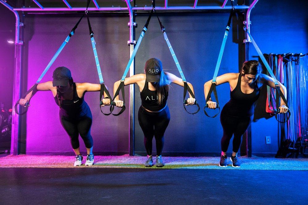 ALIO Fitness Club