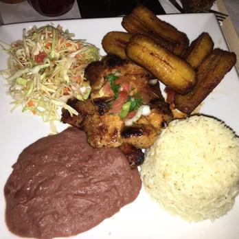 Honduras Kitchen Huntington Park Menu