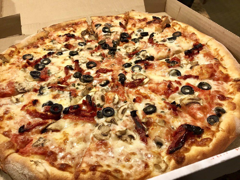 Tivoli's Wood Brick Oven Pizzeria: 45257 Van Dyke Ave, Utica, MI