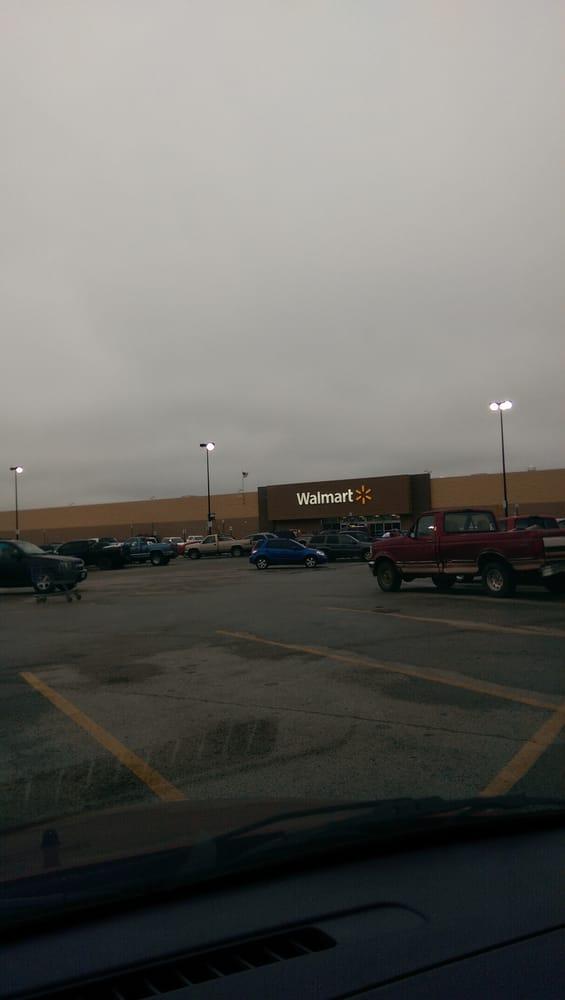 Walmart Supercenter: 1309 NW 12th Ave, Ava, MO