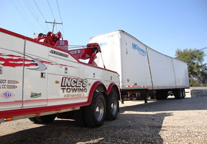 Inces Towing: 48 Grove St, Prophetstown, IL
