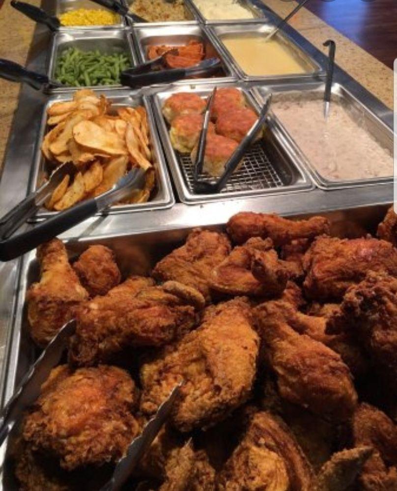Pizza Ranch: 2505 King Ave W, Billings, MT