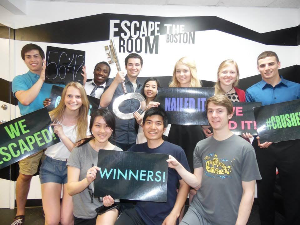 Escape The Room Boston: 33 West Street, Boston, MA