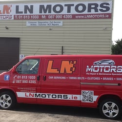 Ln Motors Garages Unit 31 Dublin Phone Number Yelp