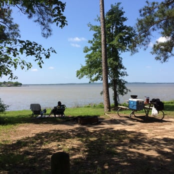 Photo Of Lake Livingston State Park   Livingston, TX, United States.  Gorgeous Day