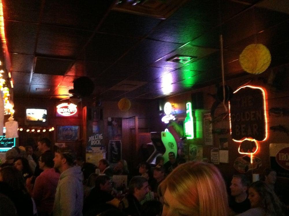 Golden Bear Tavern: 114 W Main St, West Middlesex, PA