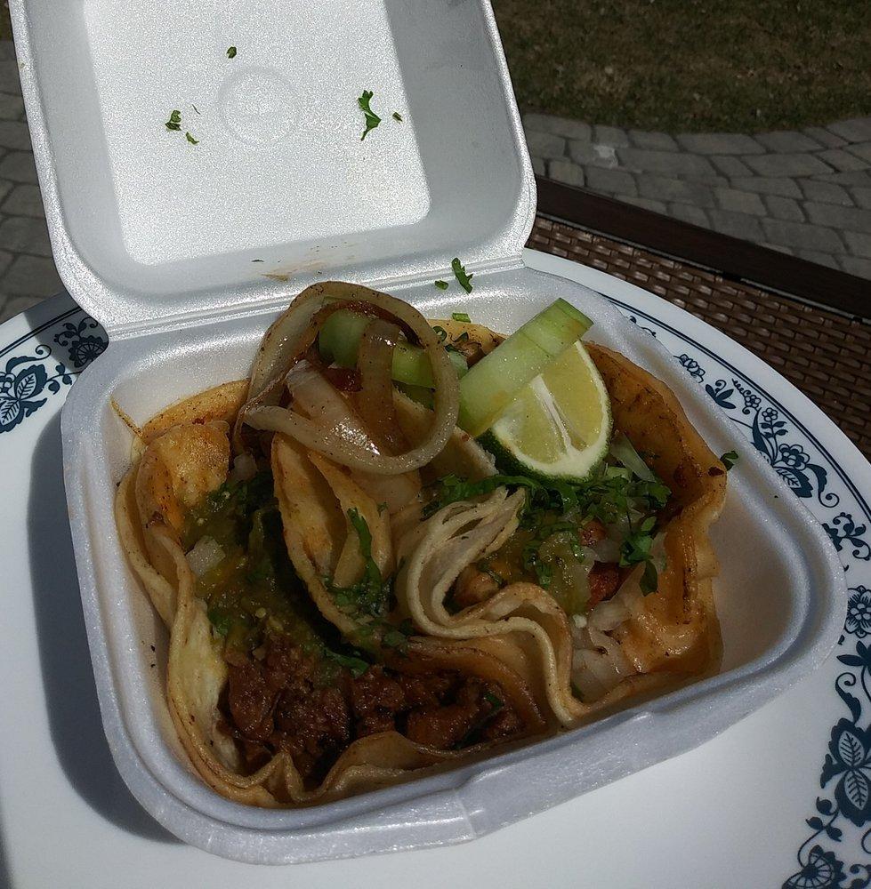 Food from La Michoacana Market