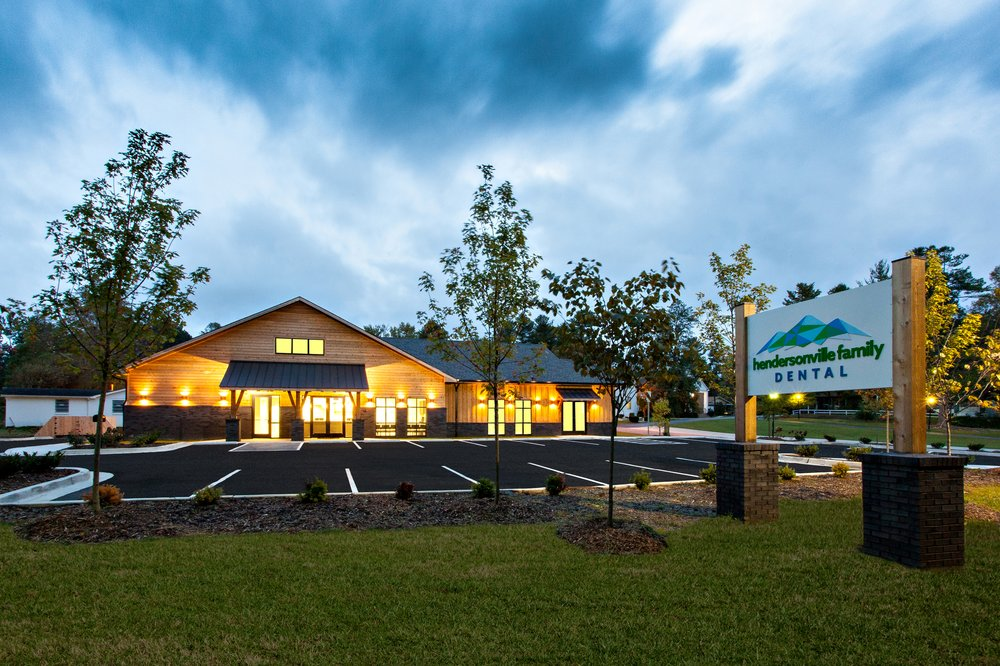 Hendersonville Family Dental: 1139 Greenville Hwy, Hendersonville, NC