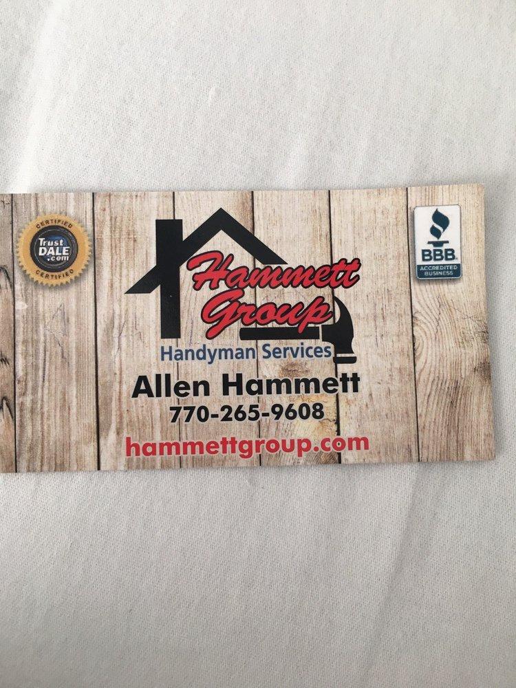 Hammett Group Handyman Services: Lawrenceville, GA