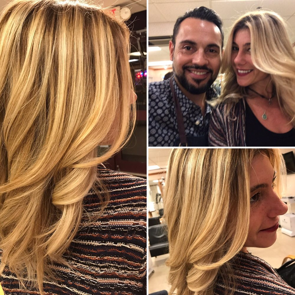 Hudson Square Salon 29 Photos 25 Reviews Hair Salons 205