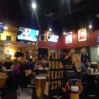 View menu and reviews for Buffalo Wild Wings in Phoenix, plus most popular items, reviews. Delivery or takeout, online ordering is easy and FREE with green-host-demo.ga click. Order delivery online from Buffalo Wild Wings in Phoenix instantly with Seamless! .