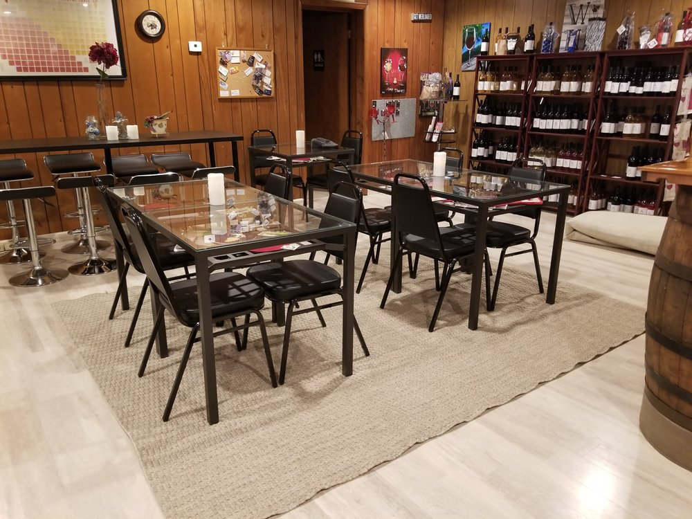 PK Winery: 116 E Lincoln Ave, McDonald, PA