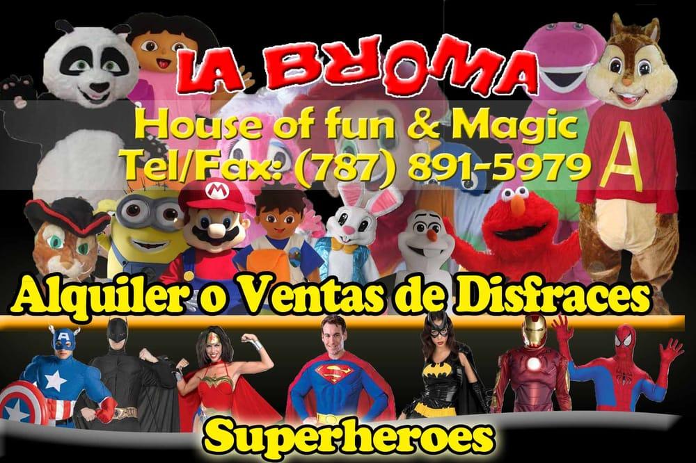 La Broma: Aguadilla Shopping Center, Aguadilla, PR