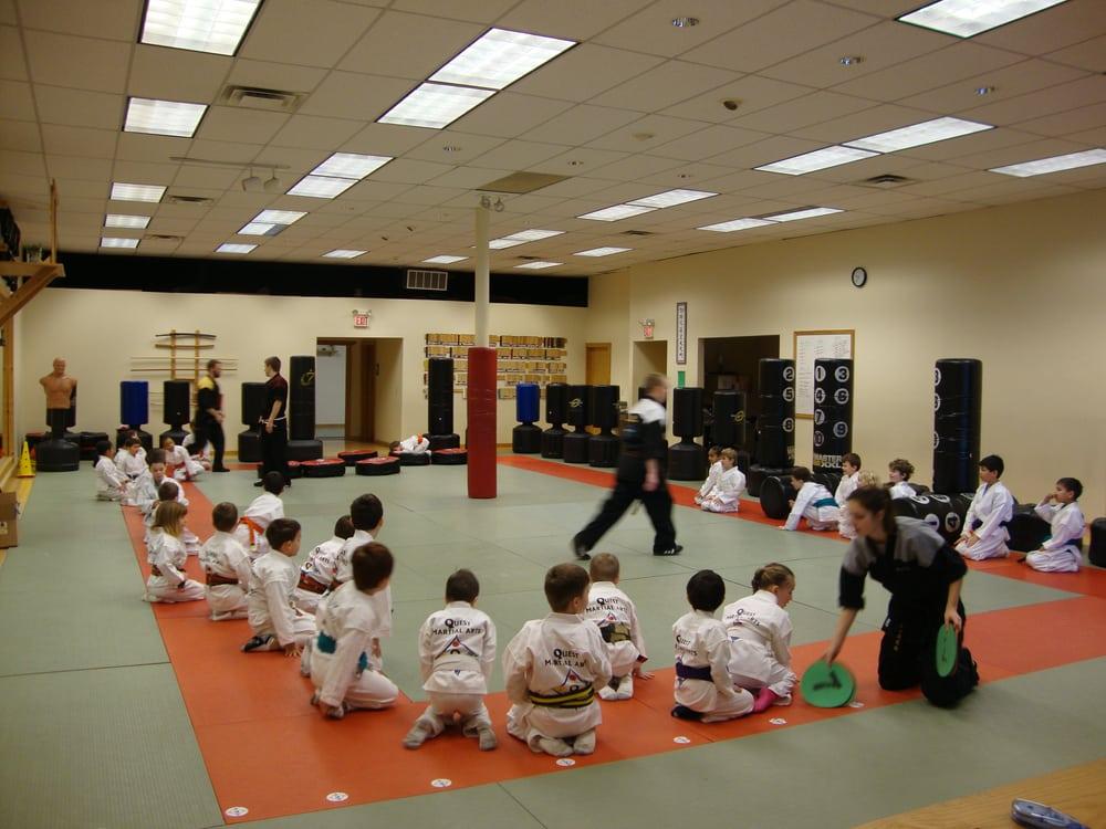 Quest martial arts arti marziali 2111 packard st ann for Affitti della cabina di ann arbor michigan