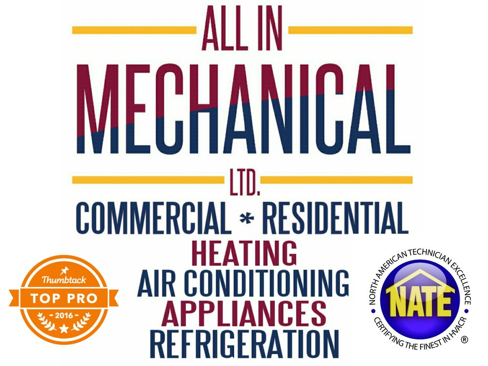 All In Mechanical: 300 N Rocky River Dr, Berea, OH