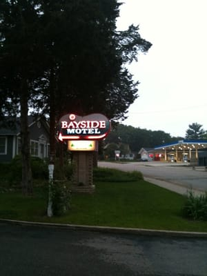 Photo Of Bayside Motel Williams Bay Wi United States