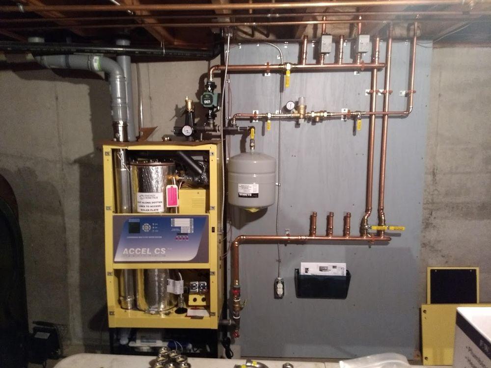 Lloyd Plumbing Heating & Gas Service: 125 VT-215, Marshfield, VT