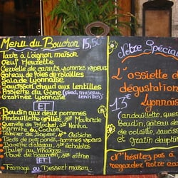 Restaurant Chez Martial Lyon