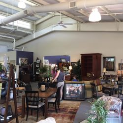 Merveilleux Photo Of Posh Plum Furniture Consignment   Naples, FL, United States.  Inside Of