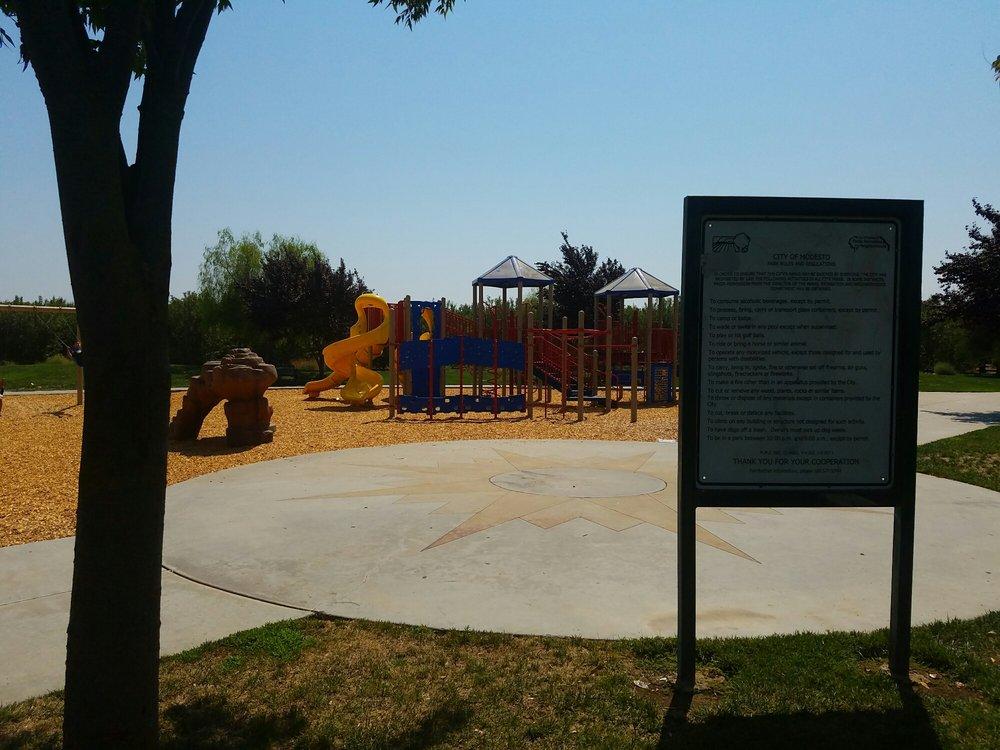 St. Salazar Park: 1968 El Sereno St, Modesto, CA