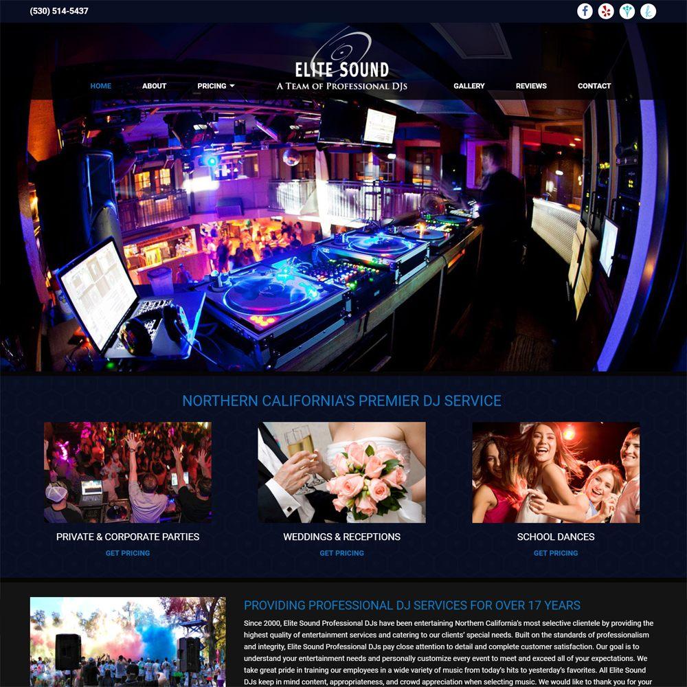 DK Web Design: Chico, CA