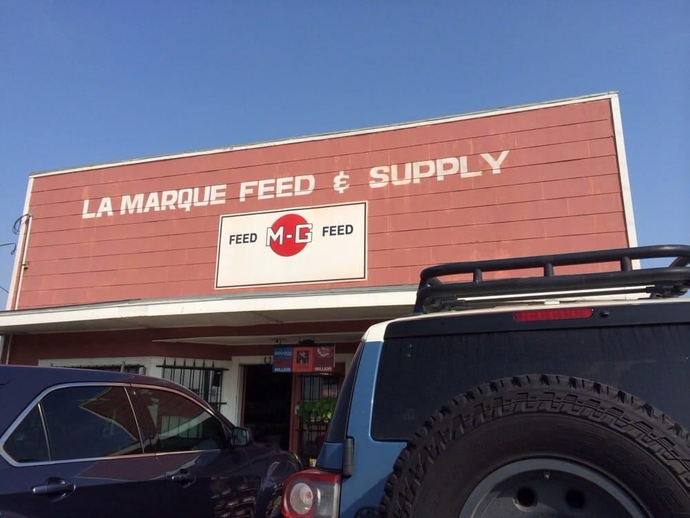 Lamarque Feed & Supply: 1313 1st St, LaMarque, TX