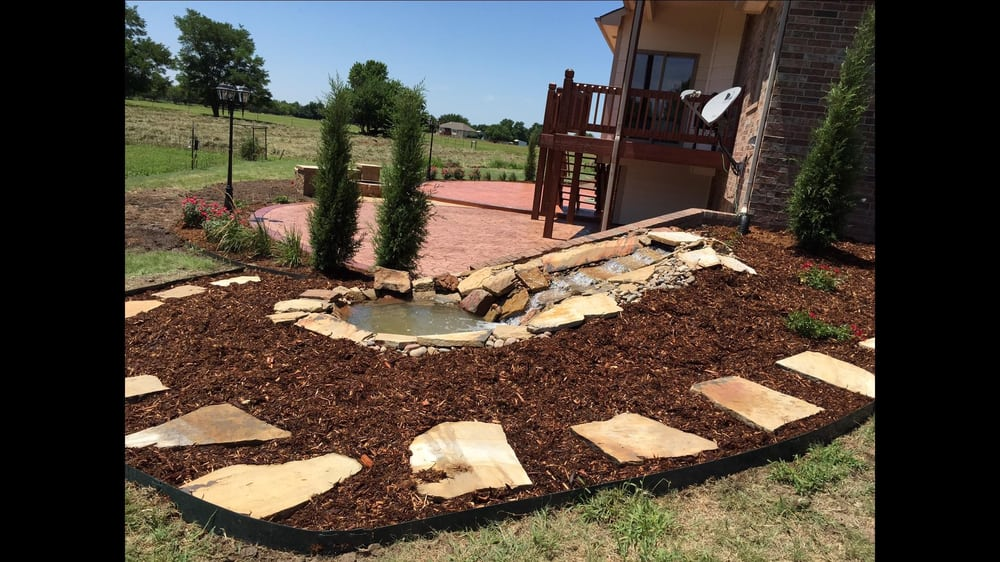 Daniel's Lawn and Landscaping Service: 2607 N Wedgewood Dr, Wichita, KS