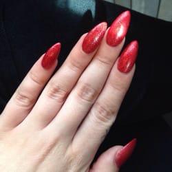Photo Of Long Nails Birmingham West Midlands United Kingdom Manicure