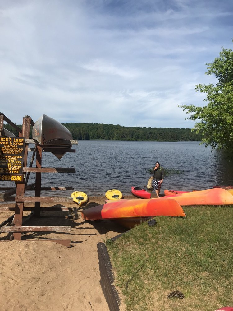 Nick's Lake: 278 Bisby Rd, Old Forge, NY