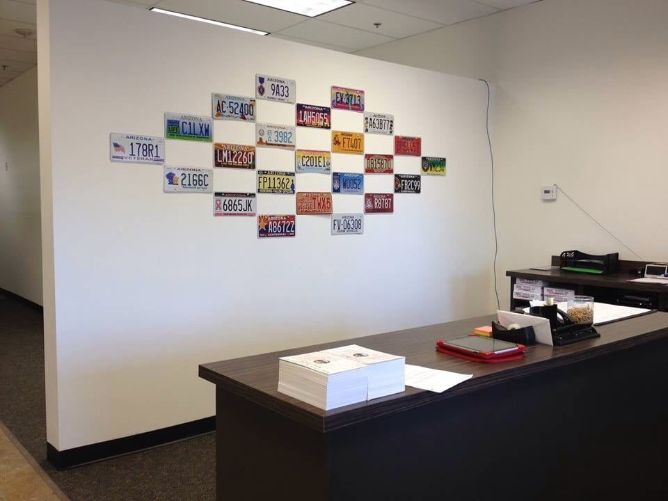 MVB Title And Registration Services: 1300 S Watson Rd, Buckeye, AZ