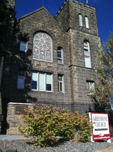 The Greystone Church houses 2, 3, 4 & 5 bedroom apartments all with ...