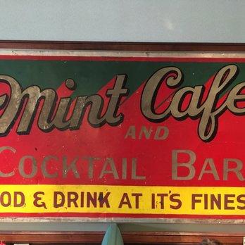 Mint Cafe Wausau Breakfast Menu