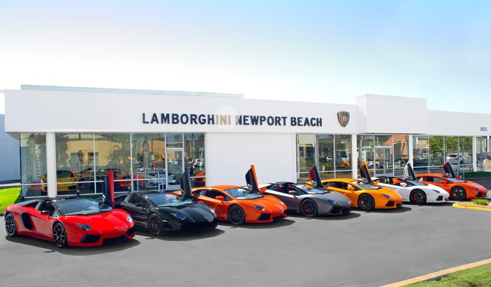 Photo Of Lamborghini Newport Beach   Costa Mesa, CA, United States