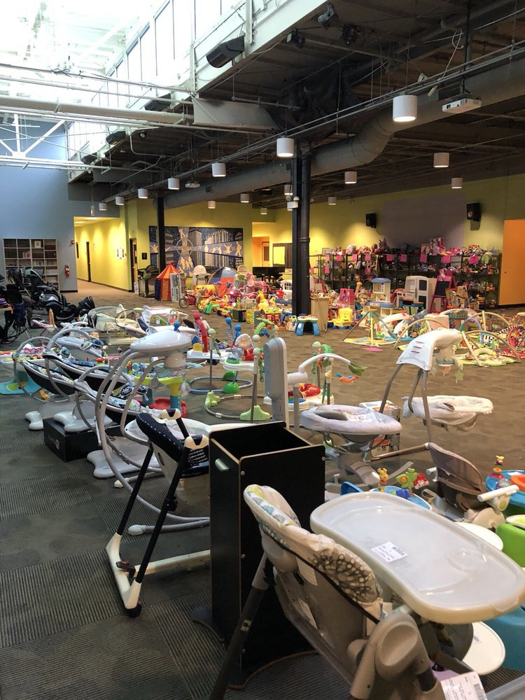 Babies, Tots n' More Children's Consignment