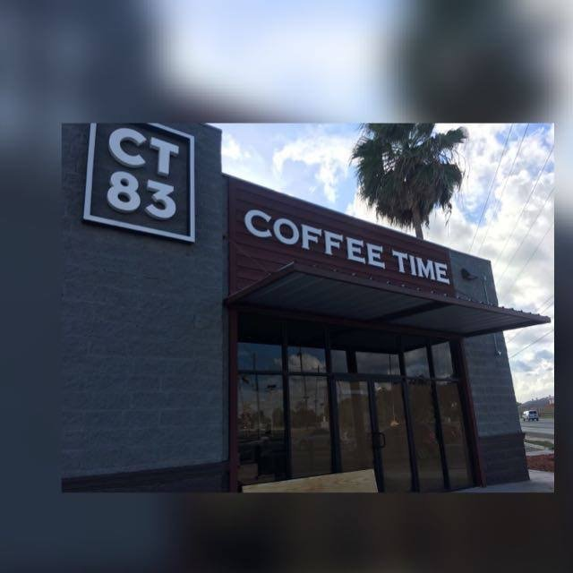 Coffee Time: 501 E Business Hwy 83, Alamo, TX