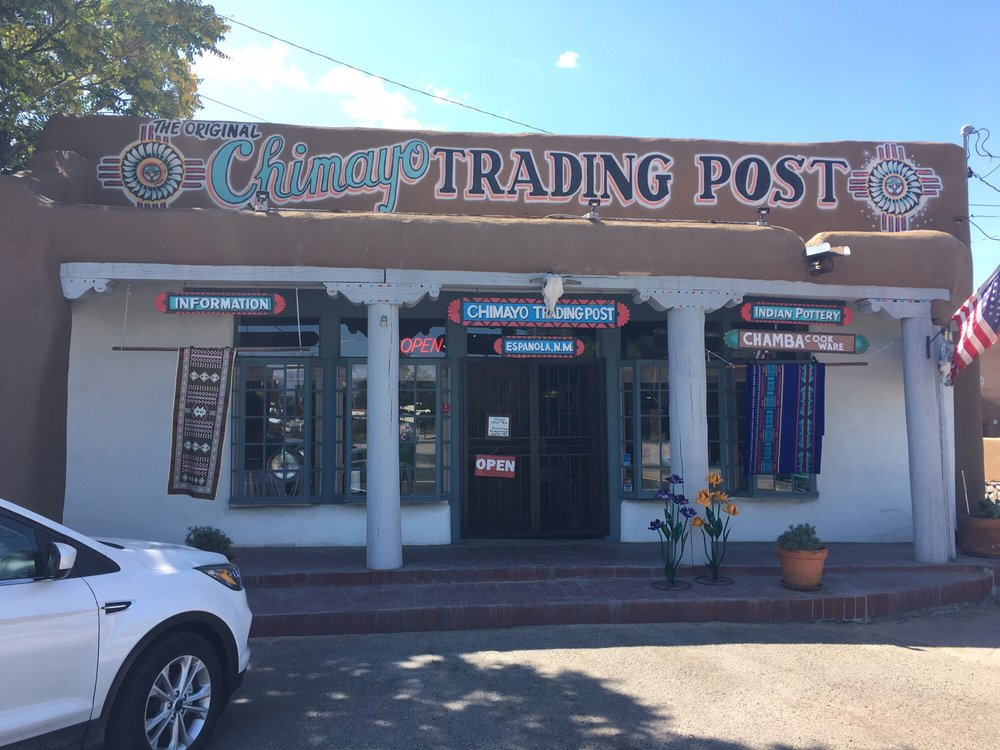 Chimayo Trading Post: 110 Sandia Dr, Espanola, NM
