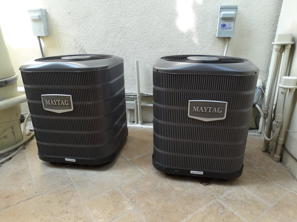Maytag Heating And Cooling Units : Our brand new maytag seer units that greg installed yelp