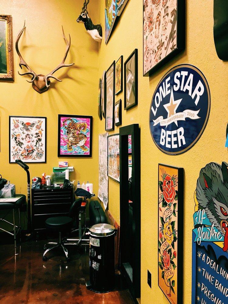 Arc Angel Tattoo & Piercing: 2970 Pat Booker Rd, Universal City, TX