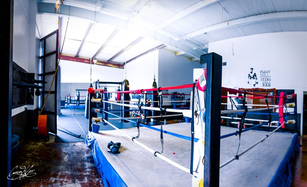 Easley Boxing and Fitness: 2401 Thornton Rd, Austin, TX