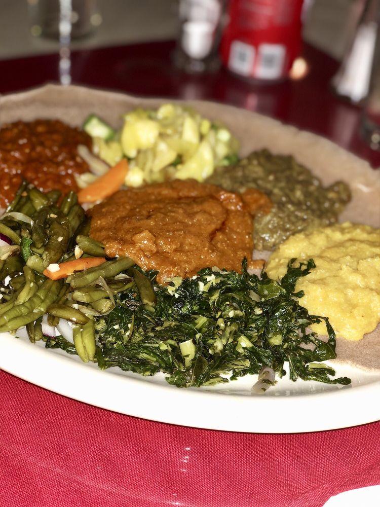 Addis Abeba Ethiopian Restaurant: 100 S Central Expy, Richardson, TX