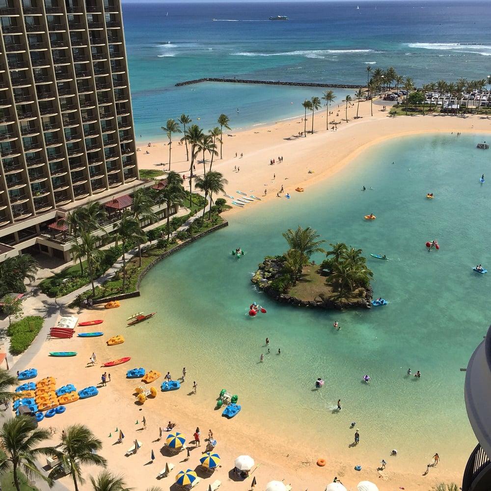 Hilton Hawaiian Village Waikiki Beach Resort 1437 Photos